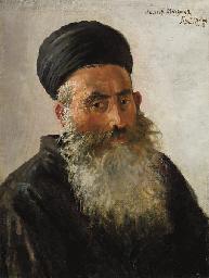 Portrait de Paul Masaad, Patri