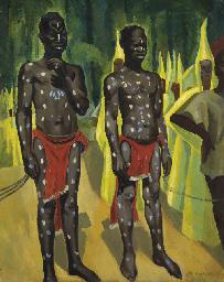 Cérémonie de circoncision bamb