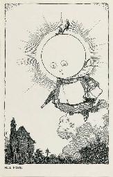 Full Moon: 'Till, climbing slo