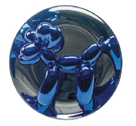Balloon Dog-Blue
