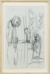 Untitled, (Figure with Vessel)
