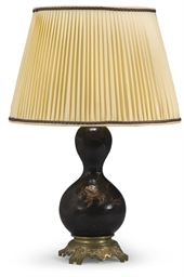 LAMPE D'EPOQUE NAPOLEON III