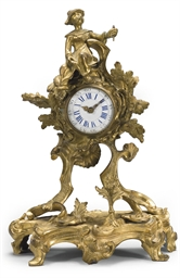 PORTE-MONTRE D'EPOQUE LOUIS XV
