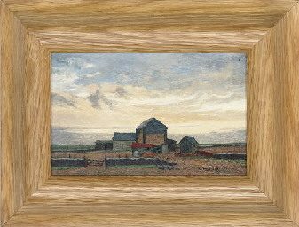 Barns; Farm Outbuildings; Whit