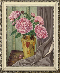 Peonies; and Maderia Momories