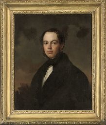 Portrait of a gentleman of the