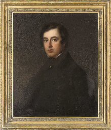 Portrait of Sir Frederick Winn