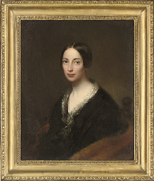 Portrait of a lady of the Knig