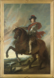 Portrait of Philip IV of Spain