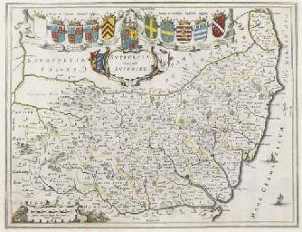 [BLAEU, Johannes (1596-1673)].
