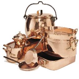 A Victorian composite copper b