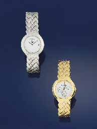 TWO WRISTWATCHES, BY BARTHELAY