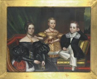 Willard Family Portrait (Franc