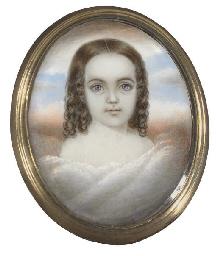 A Memorial Miniature Portrait