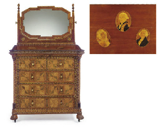 A MARQUETRY AND PARQUETRY-INLA