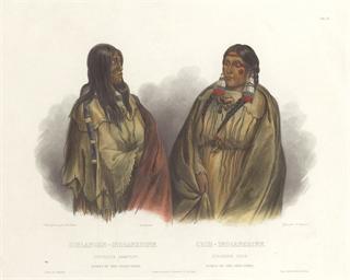 Women of the Snake- Tribe; Wom
