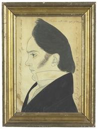 Portrait of Captain Samuel Sti