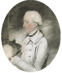 Portrait of Charles Colmore, h