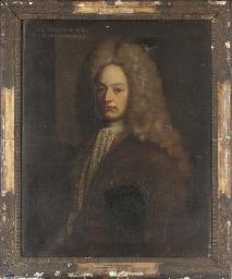 Portrait of Sir Arthur Gore Bt