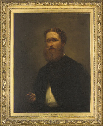 Portrait of Francis Fortescue,