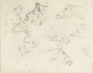 Studies from a hunt