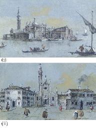 Venice: San Giorgio Maggiore;