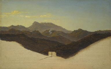 View of San Vito with Monte Gu