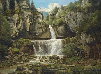 La Cascade de la Billaude, Fra