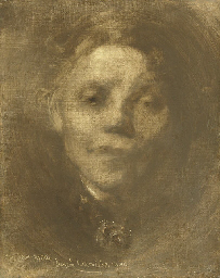 Portrait of the artist's siste