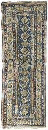 A Kuba long rug
