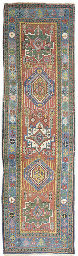 An antique Karaja runner
