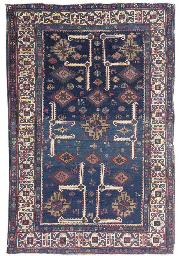 An fine Kuba rug