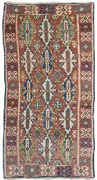 A fine Shirvan kilim