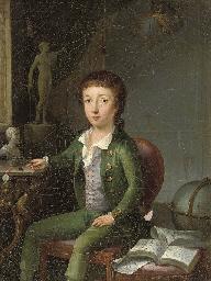 Portrait of Count Pierre-Franç