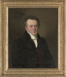 Portrait of H. Wichfeld (1767-