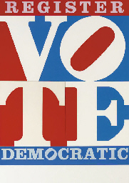 Vote (Register Democratic)