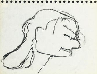 Untitled (Portrait of Rosemari
