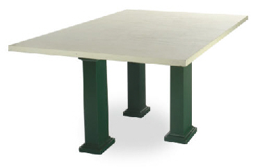 Staggered Table