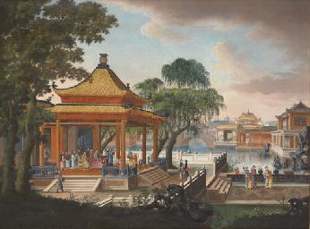 STUDIO OF LAMQUA (active 1825-