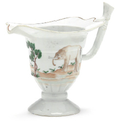 A EUROPEAN SUBJECT MILK JUG