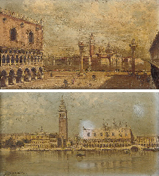 Piazza San Marco, Venice; and