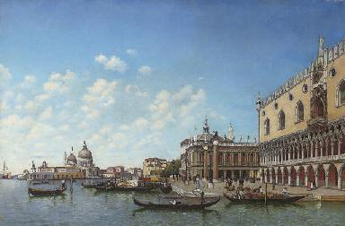 Before the Molo, Venice
