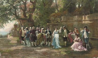 Concerto in giardino