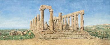 The Temple of Poseidon, Sounio