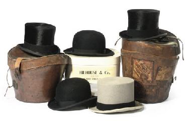 A GENTLEMAN'S TOP HAT