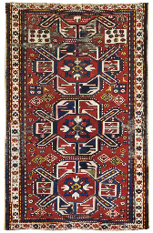 A GROUP OF THREE ORIENTAL RUGS
