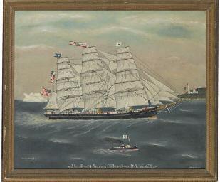 Ship Daniel Barnes