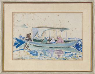 Passenger Boat, Benares