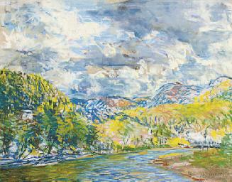 Salmon Shole, Cascapedia River