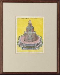 [Fountain studies]: Two Plates